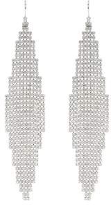 Saint Laurent Crystal-embellished earrings
