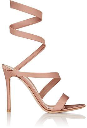 Gianvito Rossi Women's Opera Satin Sandals
