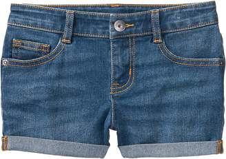 Crazy 8 Crazy8 Rolled Denim Shorts