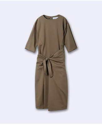 INED (イネド) - INED 《INED international collection》トリアセコットンツイルドレス イネド ワンピース