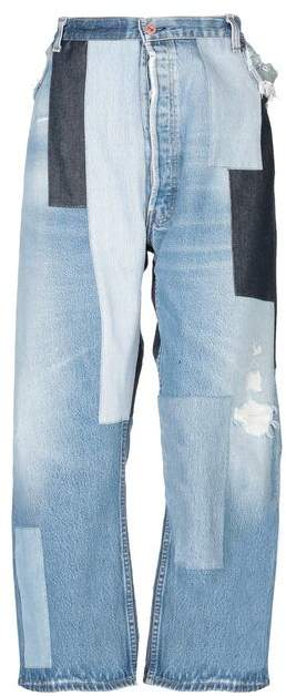 OFF-WHITETM with Denim trousers