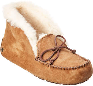 UGG Alena Water-Resistant Suede Slipper