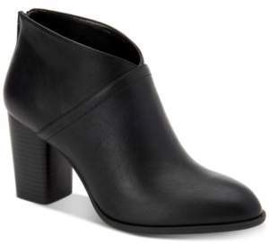 Style&Co. Style & Co Monyaa Booties, Created for Macy's Women's Shoes