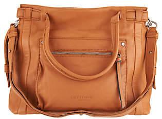 Liebeskind Berlin Sporty Vintage Leather Satchel-Virginia