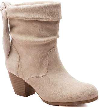 DOLCE by Mojo Moxy Womens Nutmeg Slouch Boots Slip-on