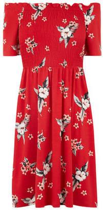 Oasis Havana Bandeau Dress
