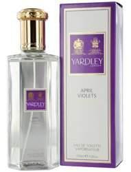 Yardley London by WOMEN APRIL VIOLETS EDT SPRAY 4.2 OZ