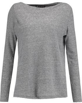 Petit Bateau Striped Linen T-Shirt $149 thestylecure.com