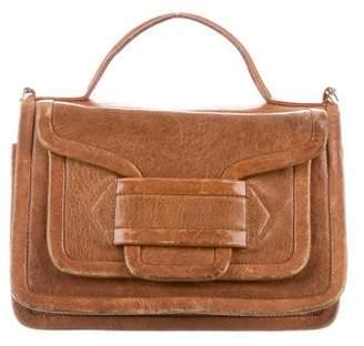 Pierre Hardy Leather Alpha Satchel