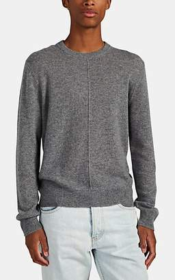 ATM Anthony Thomas Melillo Men's Cashmere Crewneck Sweater - Gray