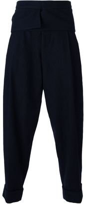 Haider Ackermann pressure trousers $1,275 thestylecure.com