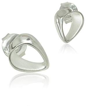Goldmajor Women 925 Sterling Silver Stud Earrings JWER602