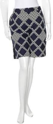 Trina Turk Jacquard Bermuda Shorts w/ Tags