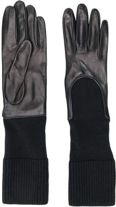 Gala Gloves knitted cuff gloves