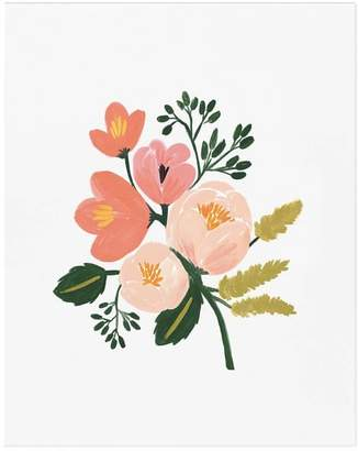 Pottery Barn Rose Botanical by Rifle Paper Co.