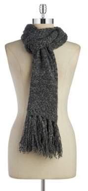 Lauren Ralph Lauren Metallic Knit Scarf