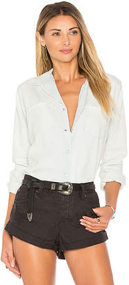 Obey Hudson Button Down Shirt $63 thestylecure.com