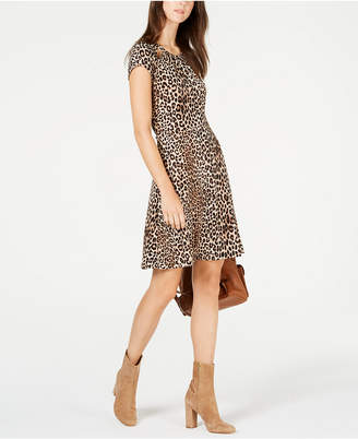 934c9da3467 Michael Kors Brown Print Dresses - ShopStyle Canada
