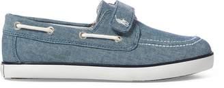Ralph Lauren Sander Chambray EZ Boat Shoe