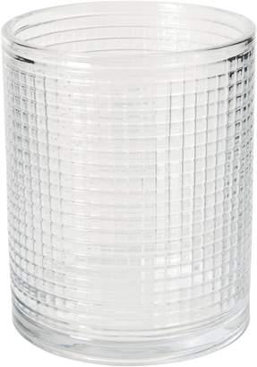 Water Works Waterworks Studio Prism Glass Waste Basket
