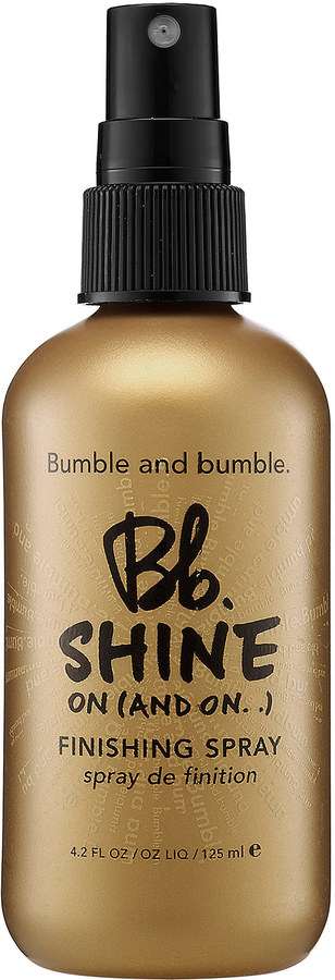 Bumble and bumble Let it Shine on (and on...) Finishing Spray