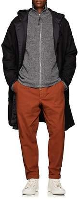 Barena Venezia Men's Reversible Wool & Tech-Fabric Parka