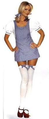 Leg Avenue Women's Sassy Dorothy Costume - Wizard of Oz