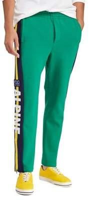 Polo Ralph Lauren Hi Tech Logo Double-Knit Pants