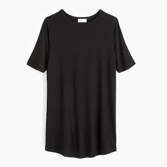J.Crew Universal Standard for jersey longline T-shirt