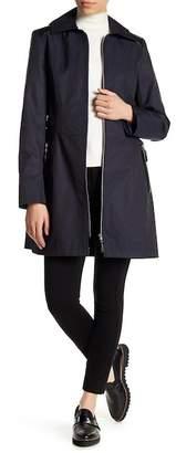 Via Spiga Detachable Hooded Jacket