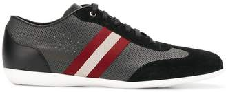 Bally side stripe sneakers