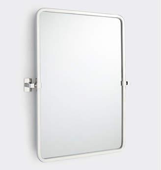 Rejuvenation Yaquina Rounded Rectangle Pivot Mirror