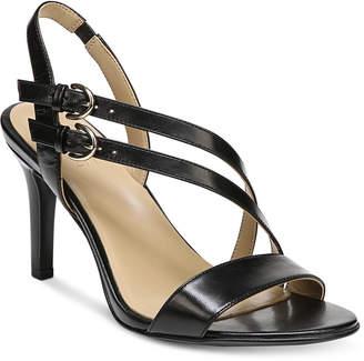 Naturalizer Abby Peep-Toe Dress Sandals Women's Shoes 8QNd6brtFa