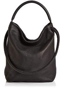 Baggu Soft Leather Shoulder Bag
