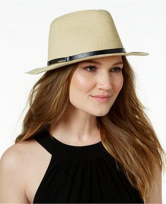 Calvin Klein Logo Sun Hat $48 thestylecure.com