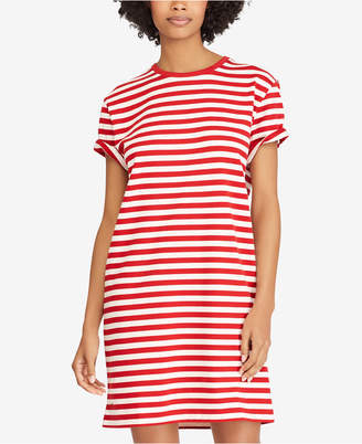 Polo Ralph Lauren Cotton Striped Dress