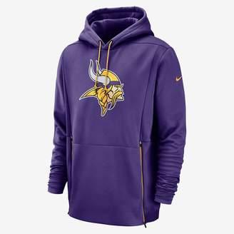 Nike Therma (NFL Vikings) Men's Hoodie
