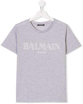 Balmain Kids printed T-shirt