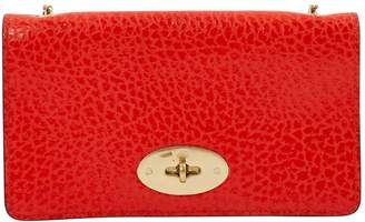 Mulberry Bayswater leather clutch bag