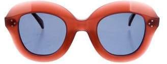 Celine Oversize Tinted Sunglasses