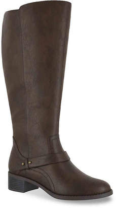 Easy Street Shoes Jewel Plus Wide Calf Riding Boot - Women's