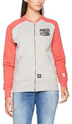Crosshatch Women's Bombsey Sweatshirt,XS