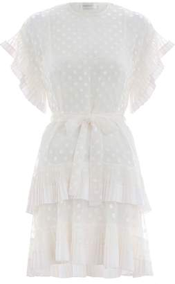 Zimmermann Pleated Tier Smock