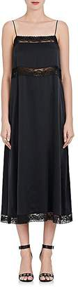 Robert Rodriguez Women's Silk & Lace Slipdress
