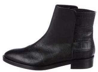 Jenni Kayne Embossed Ankle Boots