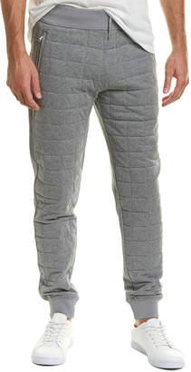 Armani Exchange Tapered Fleece Pant
