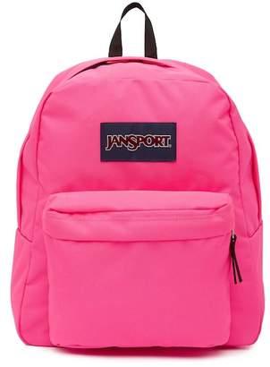 JanSport Spring Break Ultra Pink Neon Backpack