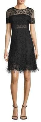 Elie Tahari Anabelle A-Line Dress