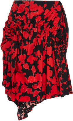 51eb49a15 Red A Line Skirt - ShopStyle UK