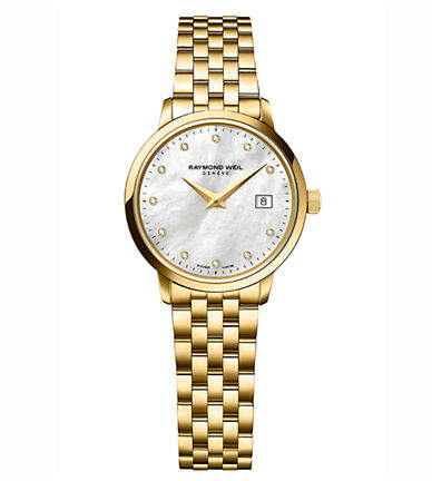 Raymond Weil Womens Toccata Quartz 5988P97081 Watch